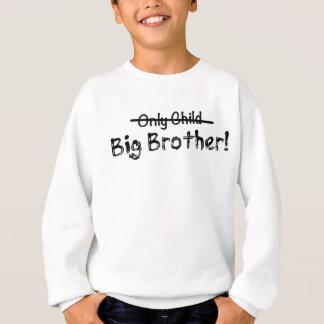 かわいいお兄さん(交差する一人っ子)およびFunn スウェットシャツ