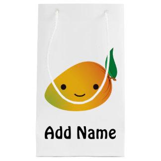 かわいいかわいいのマンゴ スモールペーパーバッグ
