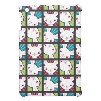 かわいいかわいいの吸血鬼のバニーウサギパターン iPad MINI CASE