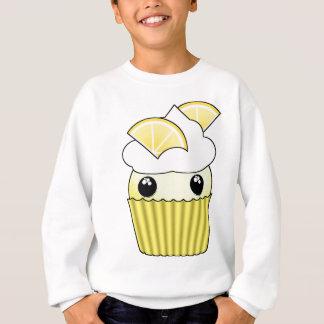 かわいいかわいいレモンカップケーキ- Matilda Lorentsson著… スウェットシャツ