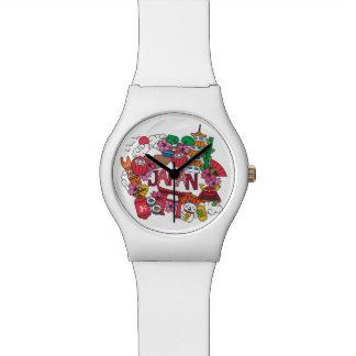 かわいいかわいい日本 腕時計