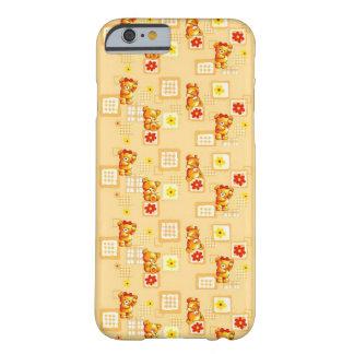 かわいいくま BARELY THERE iPhone 6 ケース