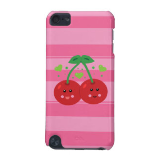 かわいいさくらんぼ iPod TOUCH 5G ケース