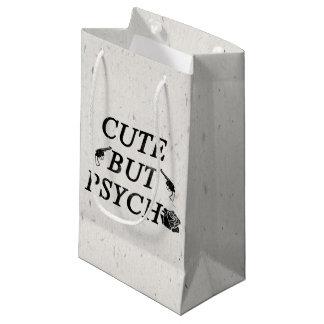 かわいいしかし精神分析 スモールペーパーバッグ