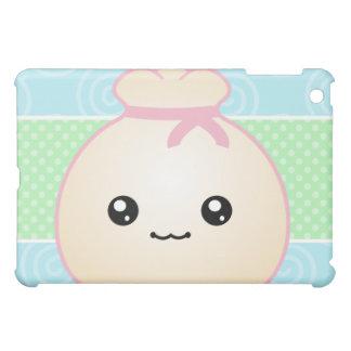 かわいいのかわいいゆで団子 iPad MINI カバー