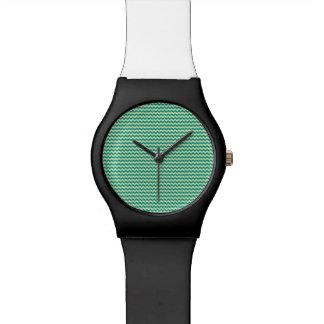 かわいいのかわいいシェブロンMay28thの腕時計 腕時計
