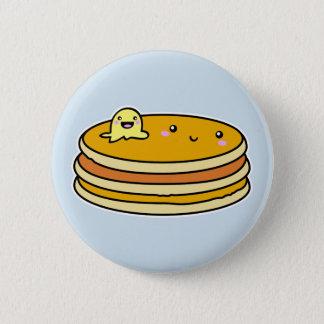 かわいいのかわいいパンケーキボタン 缶バッジ