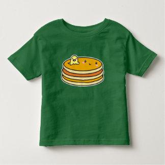 かわいいのかわいいパンケーキTシャツ トドラーTシャツ