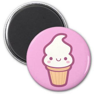 かわいいのアイスクリームの磁石 マグネット
