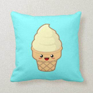 かわいいのアイスクリーム クッション