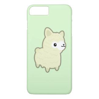 かわいいのアルパカ iPhone 8 PLUS/7 PLUSケース