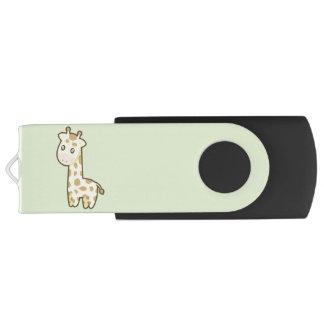 かわいいのキリン USBフラッシュドライブ