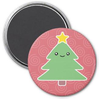 かわいいのクリスマスツリーの磁石 マグネット