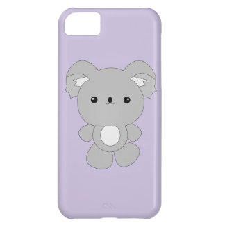 かわいいのコアラのiPhoneの場合 iPhone5Cケース