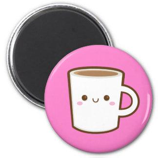 かわいいのコーヒー磁石 マグネット
