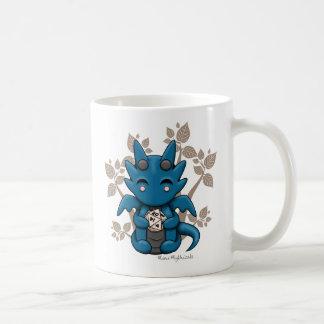 かわいいのサイコロのドラゴンのクラシックのマグ コーヒーマグカップ