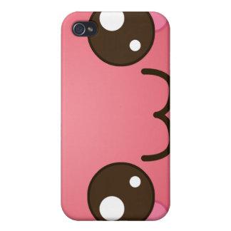 かわいいのスイカ iPhone 4/4S カバー