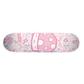 かわいいのデッキ カスタムスケートボード