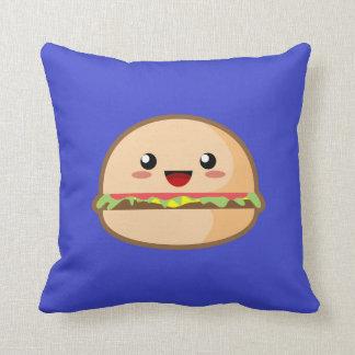 かわいいのハンバーガー クッション