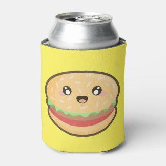 かわいいのハンバーガー 缶クーラー