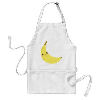 かわいいのバナナ スタンダードエプロン