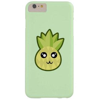 かわいいのパイナップル BARELY THERE iPhone 6 PLUS ケース