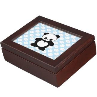 かわいいのパンダ ジュエリーボックス