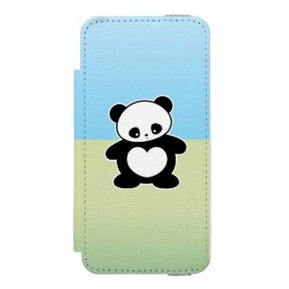 かわいいのパンダ INCIPIO WATSON™ iPhone 5 ウォレット ケース