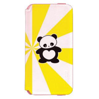 かわいいのパンダ INCIPIO WATSON™ iPhone 5 財布型ケース