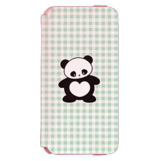 かわいいのパンダ INCIPIO WATSON™ iPhone 6 ウォレットケース