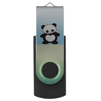 かわいいのパンダ USBフラッシュドライブ