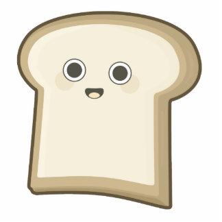 かわいいのパン 写真彫刻(台付き)