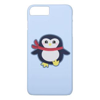 かわいいのペンギン iPhone 8 PLUS/7 PLUSケース