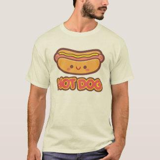 かわいいのホットドッグ Tシャツ