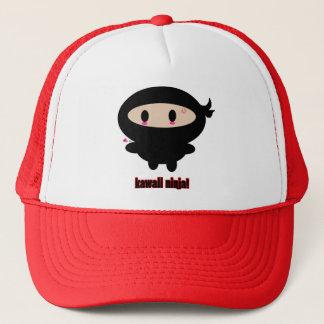 かわいいの忍者の帽子 キャップ