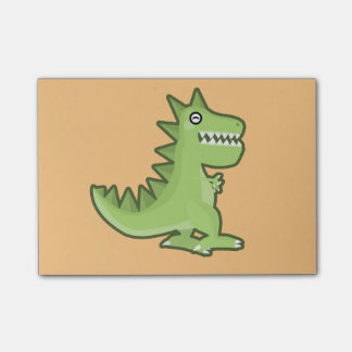 かわいいの恐竜 ポストイット