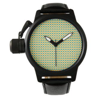 かわいいの甘くかわいく多彩なColorfullの虹 腕時計