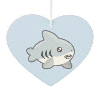 かわいいの鮫 カーエアーフレッシュナー