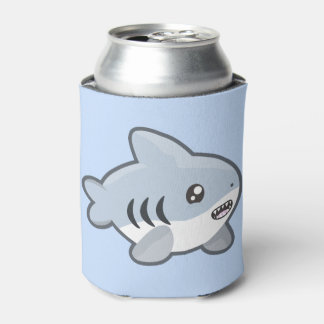かわいいの鮫 缶クーラー