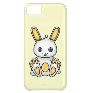 かわいいの黄色いバニー iPhone5Cケース