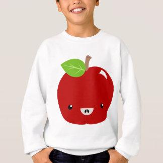 かわいいのAppleの相棒 スウェットシャツ