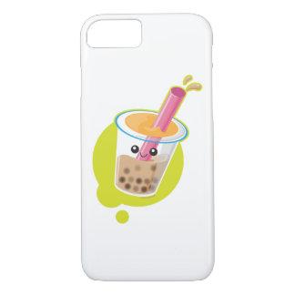 かわいいのBobaのミルクの茶 iPhone 8/7ケース