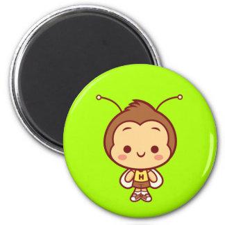かわいいのHachiの磁石 マグネット
