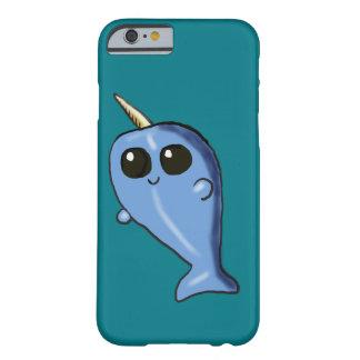 かわいいのNarwhalのIPhone6ケース Barely There iPhone 6 ケース