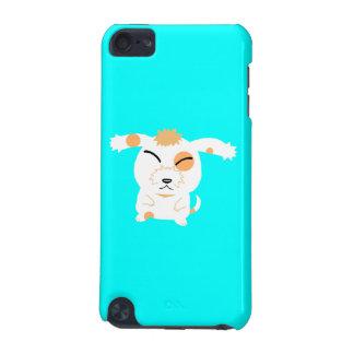 かわいいむく毛の犬 iPod TOUCH 5G ケース