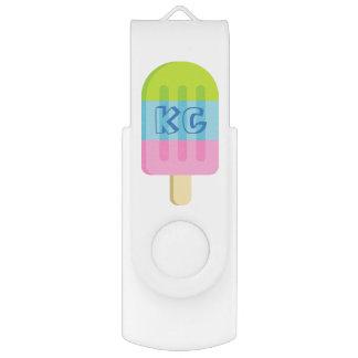かわいいアイスキャンデーのアイスクリームUSBのフラッシュドライブ棒 USBフラッシュドライブ