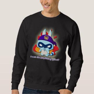 かわいいアライグマのおもしろいなティーのマンガのキャラクタのTシャツ スウェットシャツ