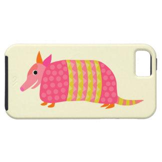かわいいアルマジロ iPhone SE/5/5s ケース