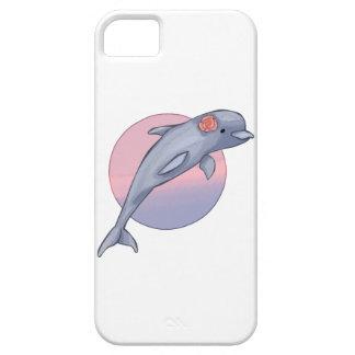 かわいいイルカ iPhone SE/5/5s ケース