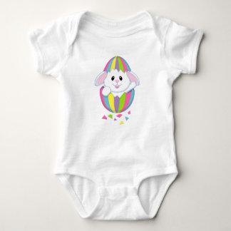 かわいいイースターのウサギSUIT/BABY ベビーボディスーツ